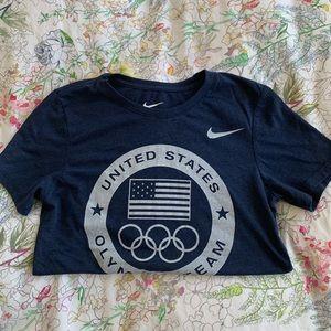 Nike Tops - Nike Dri-fit women's t-shirt